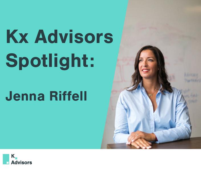 Jenna RIffell Kx Advisors Spotlight