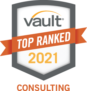 2021 Vault Award Badge