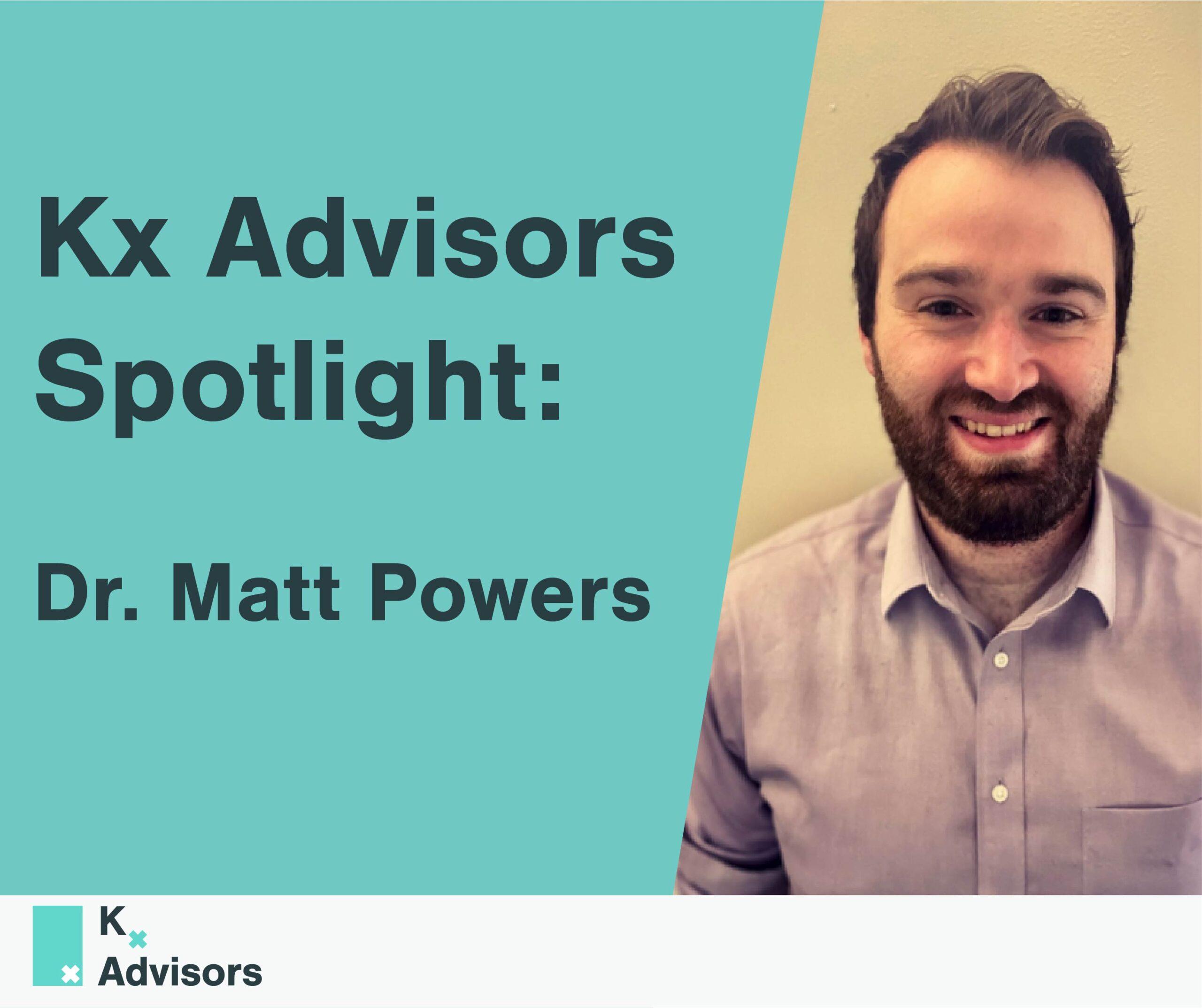 Staff Spotlight: Matt Powers